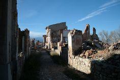 Belchite – Ghostly Reminder of the Spanish Civil War ~ Kuriositas