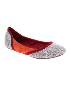 Take a look at this dimmi Blue Hari Om Flat by dimmi on #zulily today!