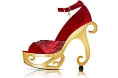Katya www.patriciarosales.com #moda #shoes #zapatos