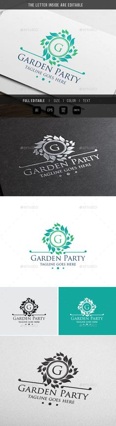 Luxury Garden Classy Party  — EPS Template #g #flower • Download ➝ https://graphicriver.net/item/luxury-garden-classy-party/9994133?ref=pxcr