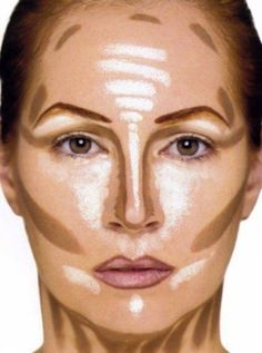 How to Contour your Face? isn't easy, especially if you are a beginner! Read these following steps before applying Face contouring makeup to your face.
