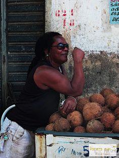 Feira de São Joaquim, Salvador, Bahia.