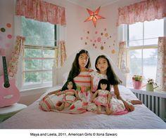 Ilona Szwarc, American Girls (2011) .. click thru for entire set.