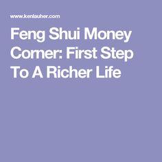 Feng Shui Money Corner First Step To A Richer Life