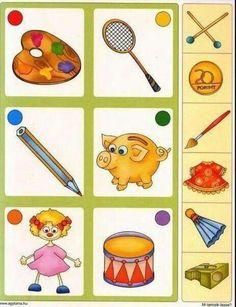 Kindergarten Games, Preschool Education, Preschool Learning Activities, Brain Activities, Infant Activities, Preschool Activities, Teaching Kids, Kids Learning, Logic Games For Kids