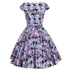 Summer Dress Casual Dress Hawaii Dress Plus by LadyMayraClothing