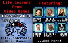 life lessons from video games podcast