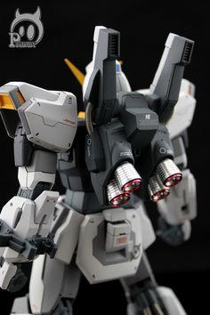 GUNDAM GUY: MG 1/100 RX-178 Gundam Mark II - Custom Build