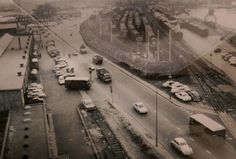 Amsterdam, Westerdoksdijk 1968