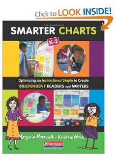 Smarter Charts K-2: Optimizing an Instructional Staple to Create Independent Readers and Writers: Marjorie Martinelli, Kristi Mraz: 9780325043425: Amazon.com: Books