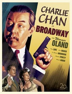 Charlie Chan on Broadway Premiered 8 October 1937
