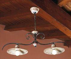Lampadario Rustico Ceramica : Fantastiche immagini su lampadari in stile rustico sospensioni