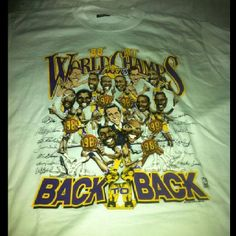 Lakers back to back