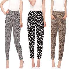harém sweatpants mulheres 2013 primavera calças harém feminino plus size casual calças compridas bala calças