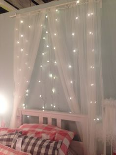 Teen girl bedrooms, strikingly inspiring pin styling number 9726615350 - a beautiful bit of teenage girl room plans and inspirations. Design Your Bedroom, Diy Home Decor Bedroom, Teen Room Decor, Kids Bedroom, Bedroom Ideas, Fairy Bedroom, Dream Bedroom, Ikea Home, Bedroom Images