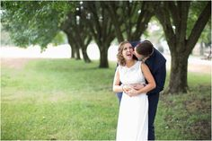 Joyful navy and blush barn wedding photography, bride and groom pictures