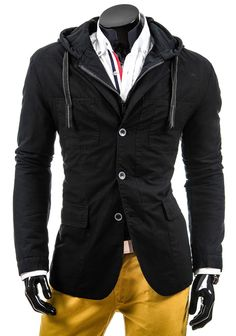 Love this jacket/coat.  Not sure if Jayson would like it or not though...