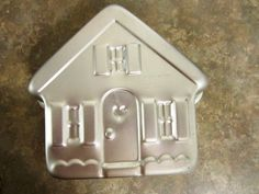 Vintage Wilton Sweetheart Valentines Holiday House Cake Baking Pan by Look4it2buynow on Etsy