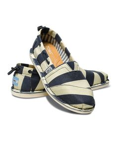Look what I found on #zulily! Bold Stripe Denim Bimini - Women #zulilyfinds