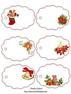 my creative corner: Printable Labels Christmas Clipart, Christmas Gift Tags, Christmas Holidays, Christmas Crafts, Christmas Quotes, Christmas Pictures, Christmas Activities, Christmas Printables, Make Your Own Labels