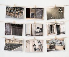 Kaarten uit Parijs
