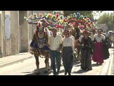 Lis Ermas 5 - Le Char des Enclumes - La Crau de Châteaurenard - Septembre 2012 - En provençal - YouTube