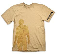 Uncharted 4 T-Shirt Nathan
