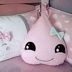 30 baby bedroom accessories for beloved children KP Design - Kids Pillows - Ideas of Kids Pillows Baby Bedroom, Baby Room Decor, Kids Bedroom, Baby Pillows, Kids Pillows, Ring Pillow Wedding, Fabric Toys, Baby Shower Balloons, Bedroom Accessories