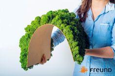 Freund Moosmanufaktur - Eine Marke der Freund GmbH | Echte Mooswände vom Hersteller und Entwickler