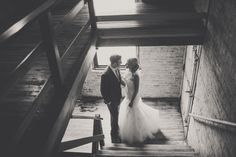 """A """"sneak away"""" wedding photo idea is perfect for couples that want more unique and relaxed moments. Allows couples to get intimate photos that they can't always get right after the ceremony with the bridal party and guests steering on during cocktail hour."""