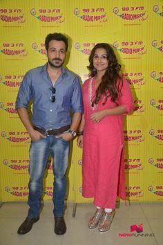 Hamari Adhuri Kahani Promotions On Radio Mirchi