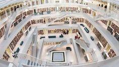 Las bibliotecas más espectaculares del mundo  Los recorridos turísticos hacen escalas, y con justicia, en las grandes catedrales, los imponentes museos y monumentos emblemáticos. Raramente incl... http://sientemendoza.com/2017/02/10/las-bibliotecas-mas-espectaculares-del-mundo/