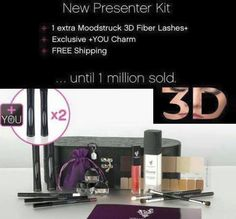 Presenters kit   When you sign up to be a Younique presenter you get this amazing kit for $139  normal price $357!  www.youniqueproducts.com/JasminePayne88