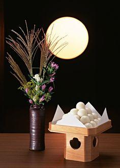 #Tsukimi: ammirare la prima luna piena d'autunno