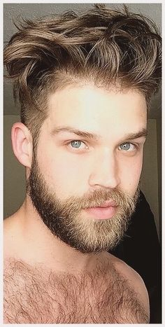 Men's Hair and Beard