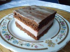 Owocowy sernik w czekoladowym cieście
