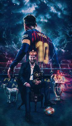 Messi Vs, Messi Soccer, Messi And Ronaldo, Lionel Messi Barcelona, Barcelona Football, Real Madrid Football, Best Football Players, Football Art, Soccer Players
