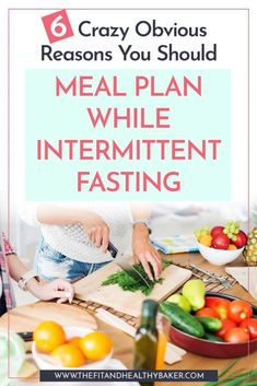 Want to use intermittent fasting to lose weight and for all other benefits? It'll only work if you also eat healthy. And delicious foods too! Click through for 6 Crazy Obvious Reasons You Should Healthy Meal Plan While Intermittent Fasting. Healthy Eating Habits, Healthy Diet Plans, Healthy Fats, Healthy Living, Healthy Recipes, Healthy Snacks, Diet Plan Menu, Keto Meal Plan, Keto Regime