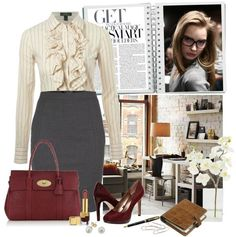chic office look