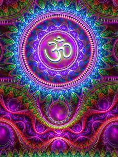 OM ~ dios hindú