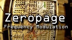 Zeropage-Media is a Swiss music collective who meets several times a month to create electronic music. Electronic Music, Youtube