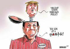 Sabir Nazar (2016-12-23) Philippines: Poutine et la politique deDuterte's politic.