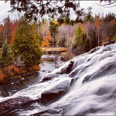 Bond Falls, Ottawa National