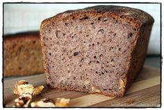 Walnuss-Joghurt-Brot  brotbackliebeundmehr Foodblog