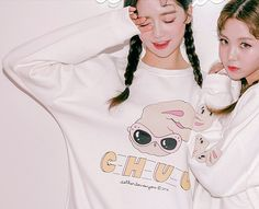 Estherloveschuu Sunglasses Pullover - I know you wanna kiss me. Thank you for visiting CHUU.