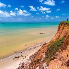 Praia do Carro Quebrado. Alagoas - Brasil  by bhruno_quadros