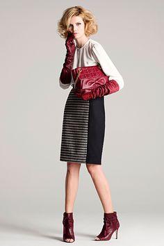Carolina Herrera - CH Women's Ready-to-Wear - 2012 Fall-Winter