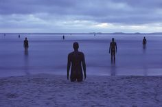 antony gormley another place - Google Search