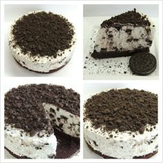 Oreo tortička | Angie bakes