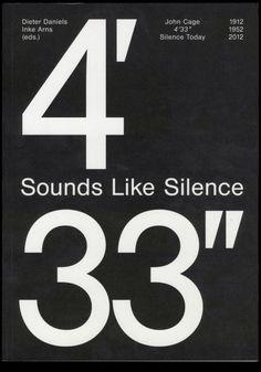 4´33´´ – Sounds like Silence